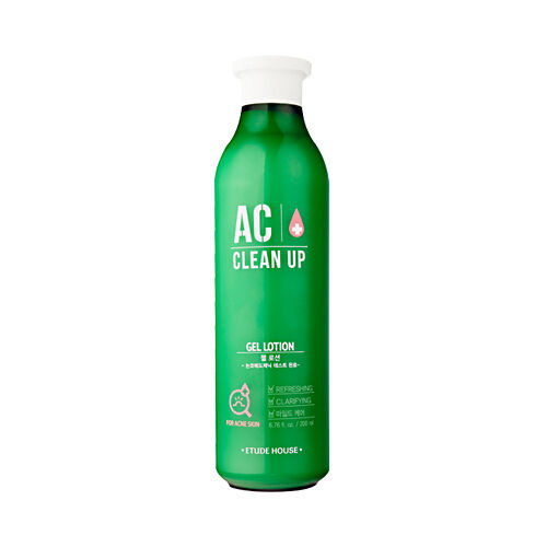 [ETUDE HOUSE] AC Clean Up Gel Lotion - 200ml