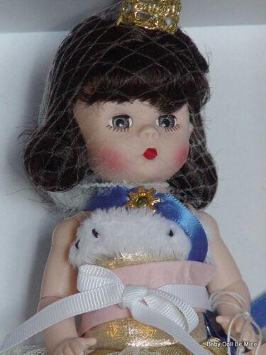 "8 /"" Vinyl Doll New 2014 Madame Alexander Her Royal Highness"