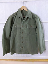 #06 US ARMY USMC WW2 / Vietnam HBT Feldjacke Feldhemd Drillich Uniform Twill