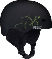 Burton RED Trace Grom Youth Snowboard Helmet (S) Black