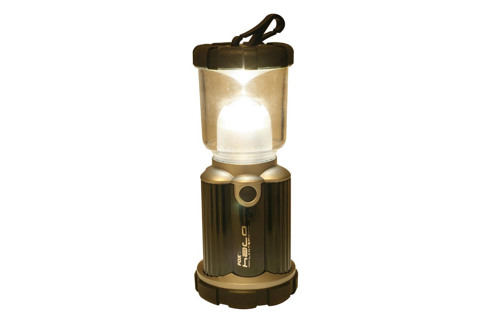 FOX Halo LT-136 Lantern CEI023 Lampe Zeltlampe Lamp Licht Zeltlicht Laterne