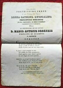 W542-PALOMBARA-SULMONA-1836-PRIMO-PARTO-DI-GWENDALINA-SHREWSBURY-BORGHESE