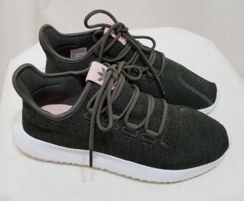 Taglia Mesh Shadow 100 Adidas Running Shoes 8 Grigio Athletic Leggere Tubular U0xwB