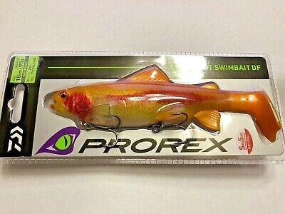 18cm 90g All Colours 25cm 230g DAIWA PROREX LIVE TROUT SWIMBAIT DF