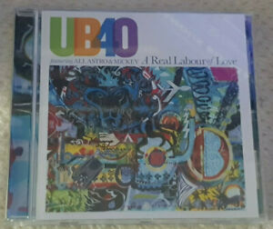CD Album UB40 - A Real Labour Of Love | eBay