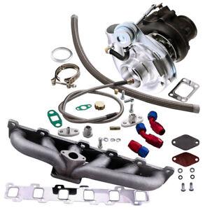 Details about For Nissan Safari Patrol GQ GU Y60 TD42 4 2L TD  Turbocharger&Turbo Manifold KIT