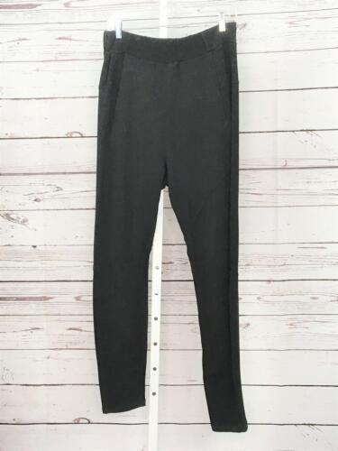 Noir Maison Mm6 Martin Athlétique M Cheville Pantalon Taille Margiela OqgXp