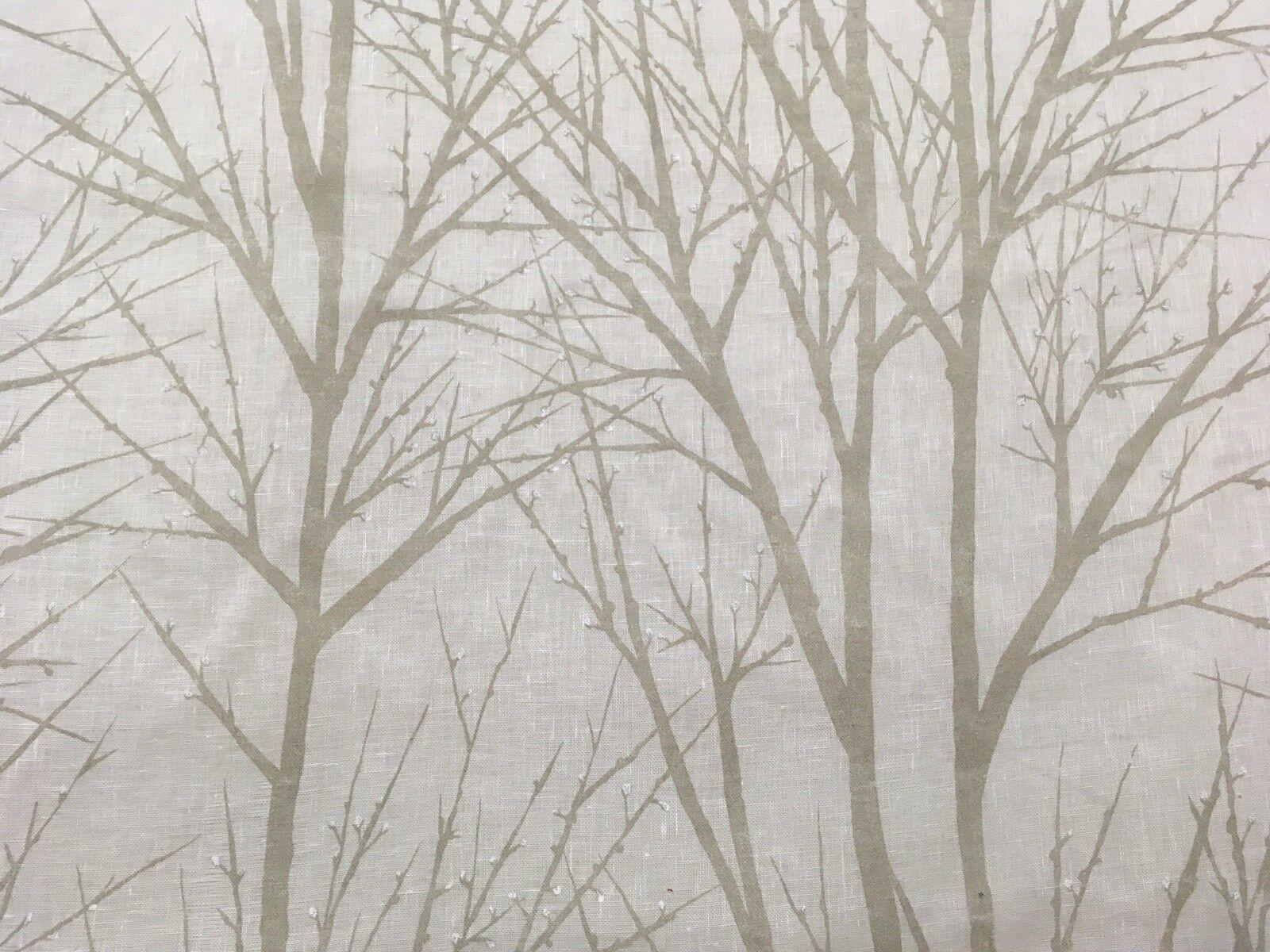Harlequin  tabella  Curtain Cieco Tessuto 100% lino in voile gesso & Pebble 2.5m