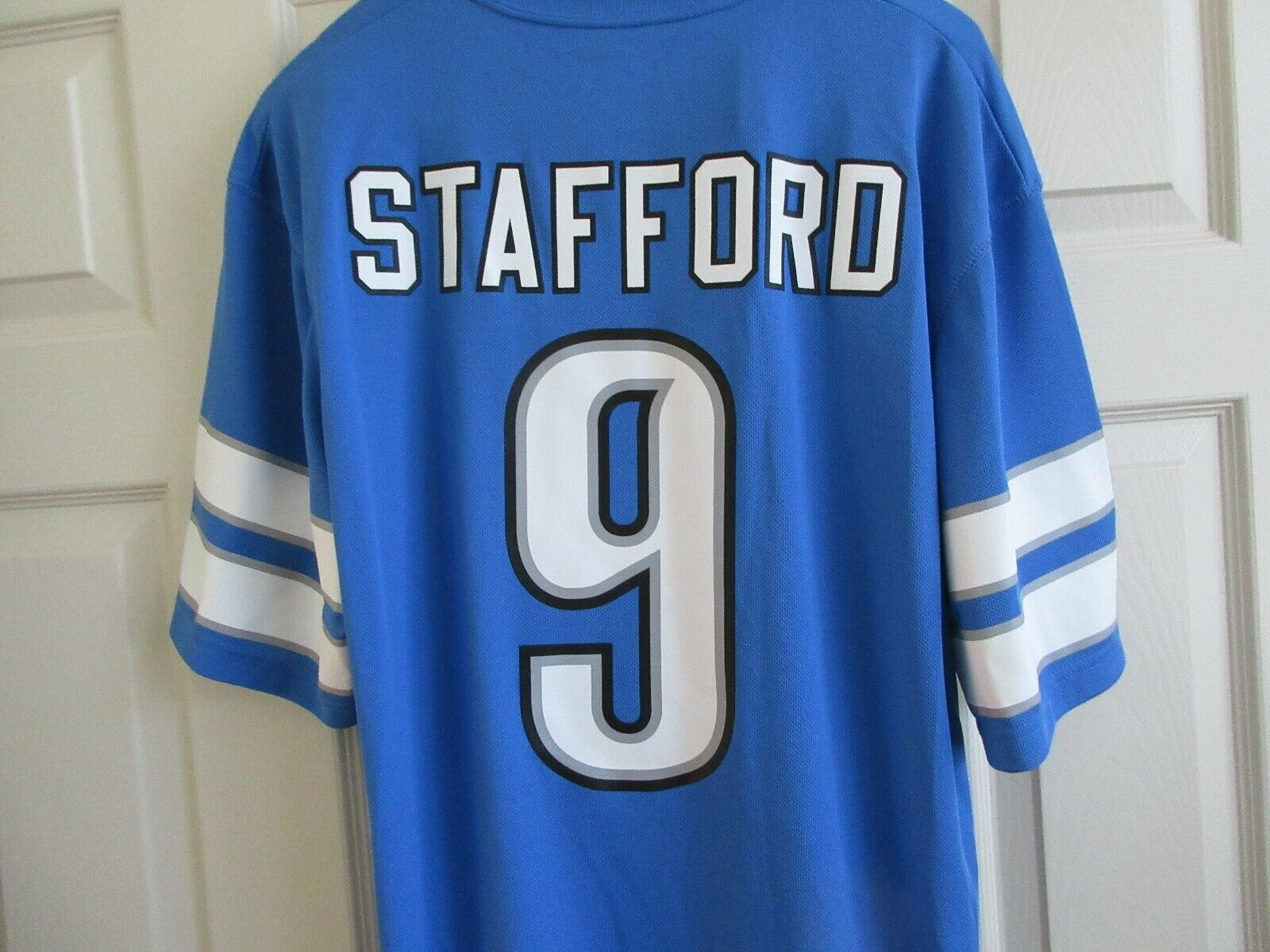 Detroit Lyons , NFL Team Apparel ,Men's XL ,Matt Staffo