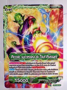 CARTE DBS BT4-020 UC colossal warfare Dragon Ball Super Card Game VF FR