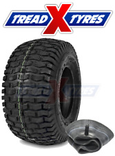 RIDE ON MOWER 15X600-6 TURF TIRE 4PR **FAST DELIVERY** 2X 15X6.00-6 TYRE /& TUBE