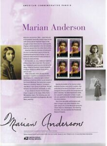 729-37c-Marian-Anderson-3896-USPS-Commemorative-Stamp-Panel