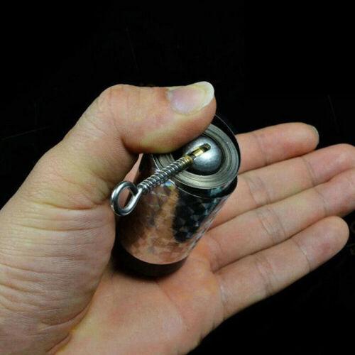 Portable Martial Arts Metal Magic Pocket Bo Staff 110cm New Pocket Magic Tri*lk