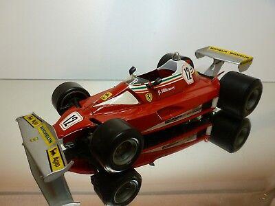 Villeneuve 1980 #2 Brazil GP 1:43 Model R575 BRUMM Ferrari 312 T5 G