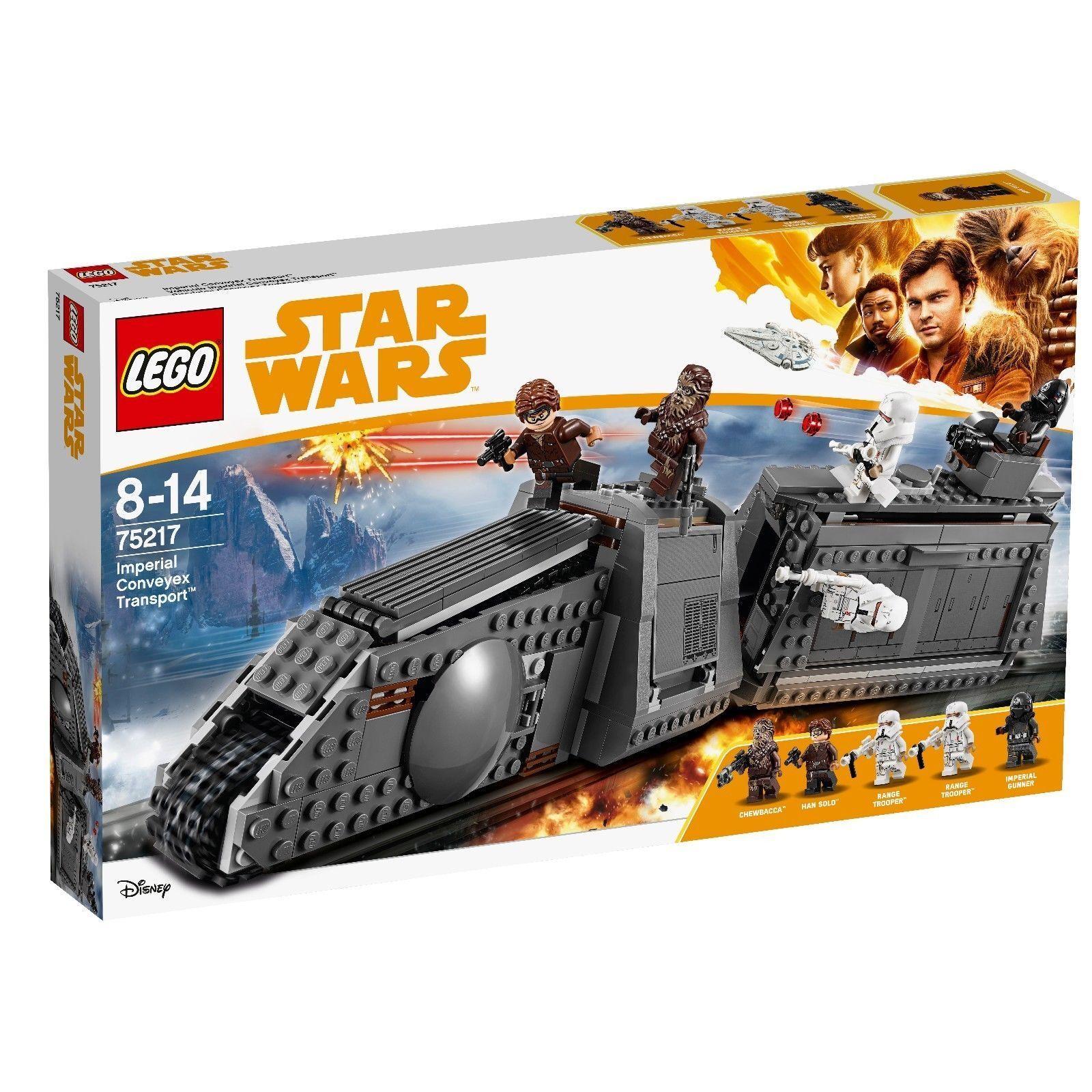 LEGO® Star Wars™ - 75217 Imperial Conveyex Transport™  ++ NEU & OVP ++