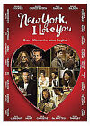 New York, I Love You (DVD, 2011)