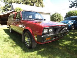 1985 Dodge Ram 50 Mini Truck Royal Model