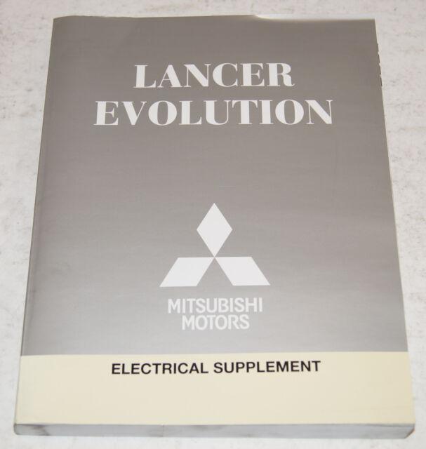 2012 Mitsubishi Lancer Evolution Electrical Wiring Diagram