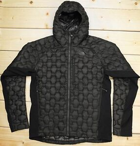 039786b49 Details about THE NORTH FACE L4 SUMMIT - THERMOBALL insulated mid-layer  MEN'S JACKET - size M