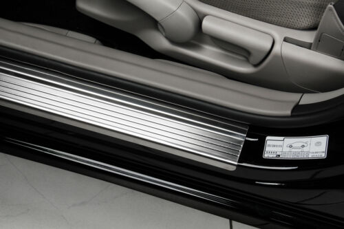 CAR DOOR SILL PROTECTOR SILLS GUARD for VW TOUAREG 2002-2009