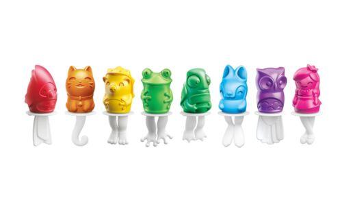 "Zoku /""Ice pop mold/"" stampo singolo per ghiacciol 3D"