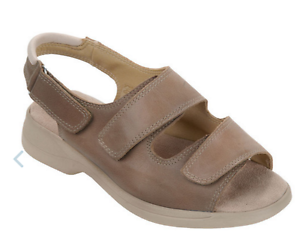 Cosyfeet SUNNY Sandals 5E+ Extra Wide Fitting rrp  EU35.5 LG05 69 SALEs