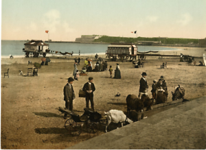 Weymouth-The-Fort-PZ-Vintage-Photochromie-England-photochromie-vintage-pho