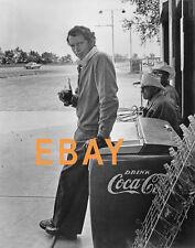 TWO-LANE BLACKTOP  8x10 still #18 JAMES TAYLOR 1955' Chevy Bel Air WARREN OATES