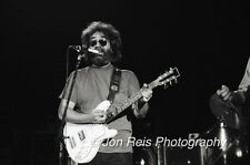 Jerry Garcia photograph Cornell 5/8/77. Barton Hall Grateful Dead; 14x21.  SALE