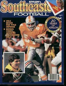 Athlon-Sports-Southeastern-Football-1986-Annual