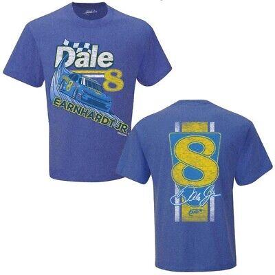 2019 Darlington Nascar T-shirt #8 * Hellmann's * Dale Earnhardt Jr. - Taglia L-mostra Il Titolo Originale Chiaro E Distintivo
