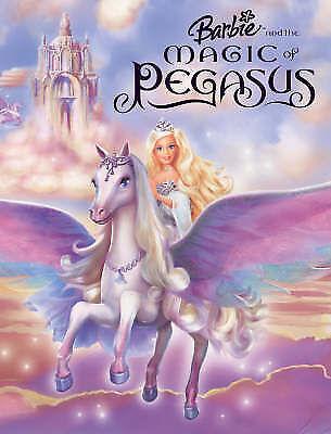 Barbie and the Magic of Pegasus, , Very Good Book