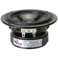Dayton Audio Ds115-8 4 Designer Series Woofer