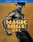 Magic Mike XXL (Blu-ray/DVD, 2015, 2-Disc Set)