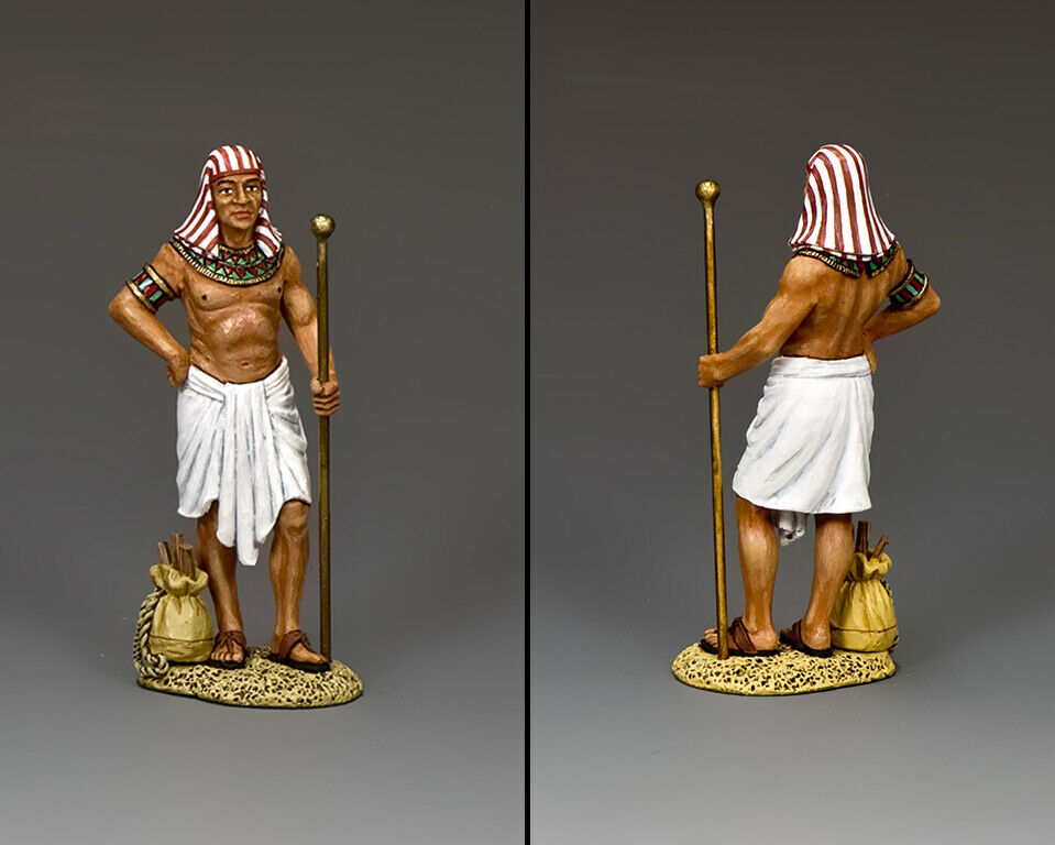 KING AND AND COUNTRY EGYPT - Egyptian Master-of-Works AE65 AE065