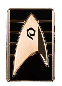 Discovery Cadet Uniform Abzeichen Badge Pin - Star Trek Replica metall official