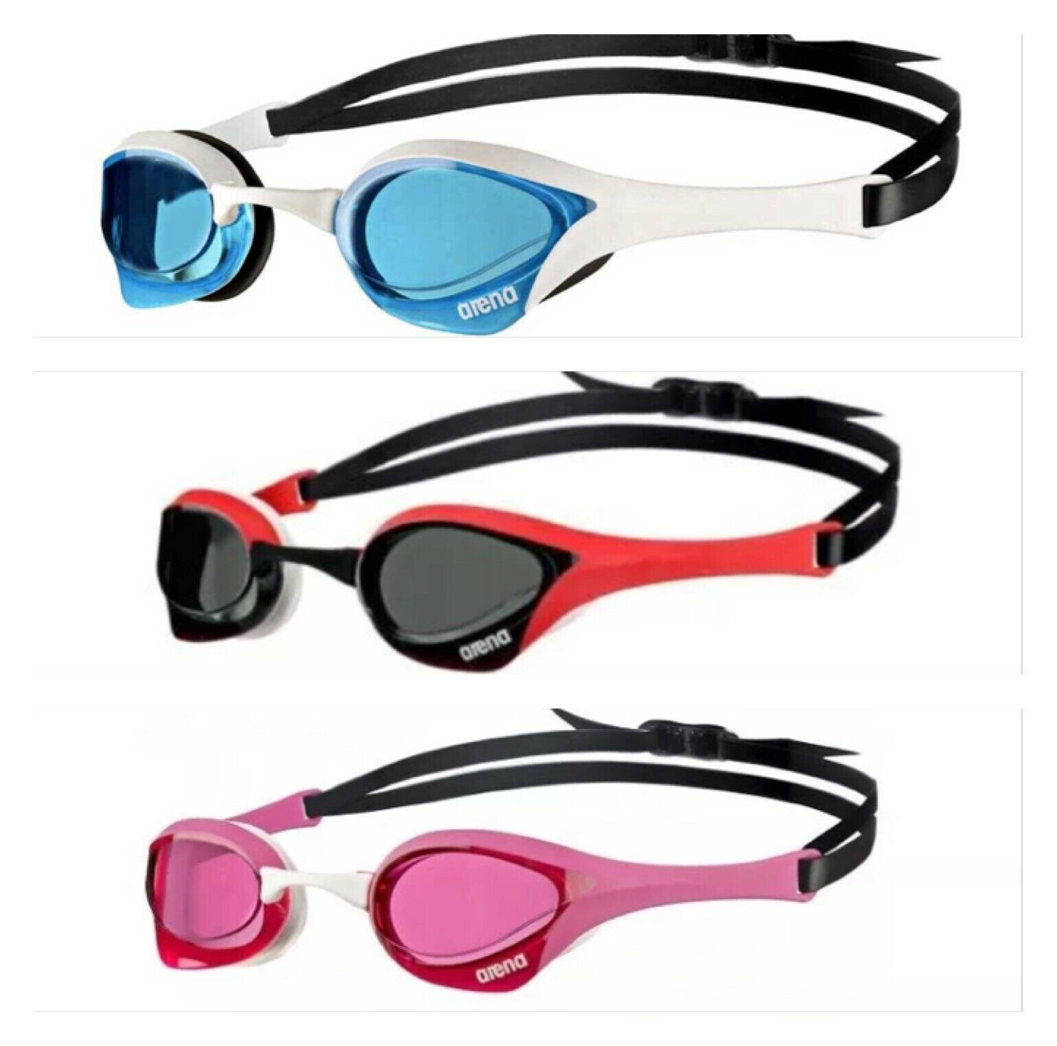 Cobra Mirror Swim Goggles