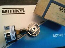 Binks Air Test Cap Mach 1 Paint Spray Gun 95p