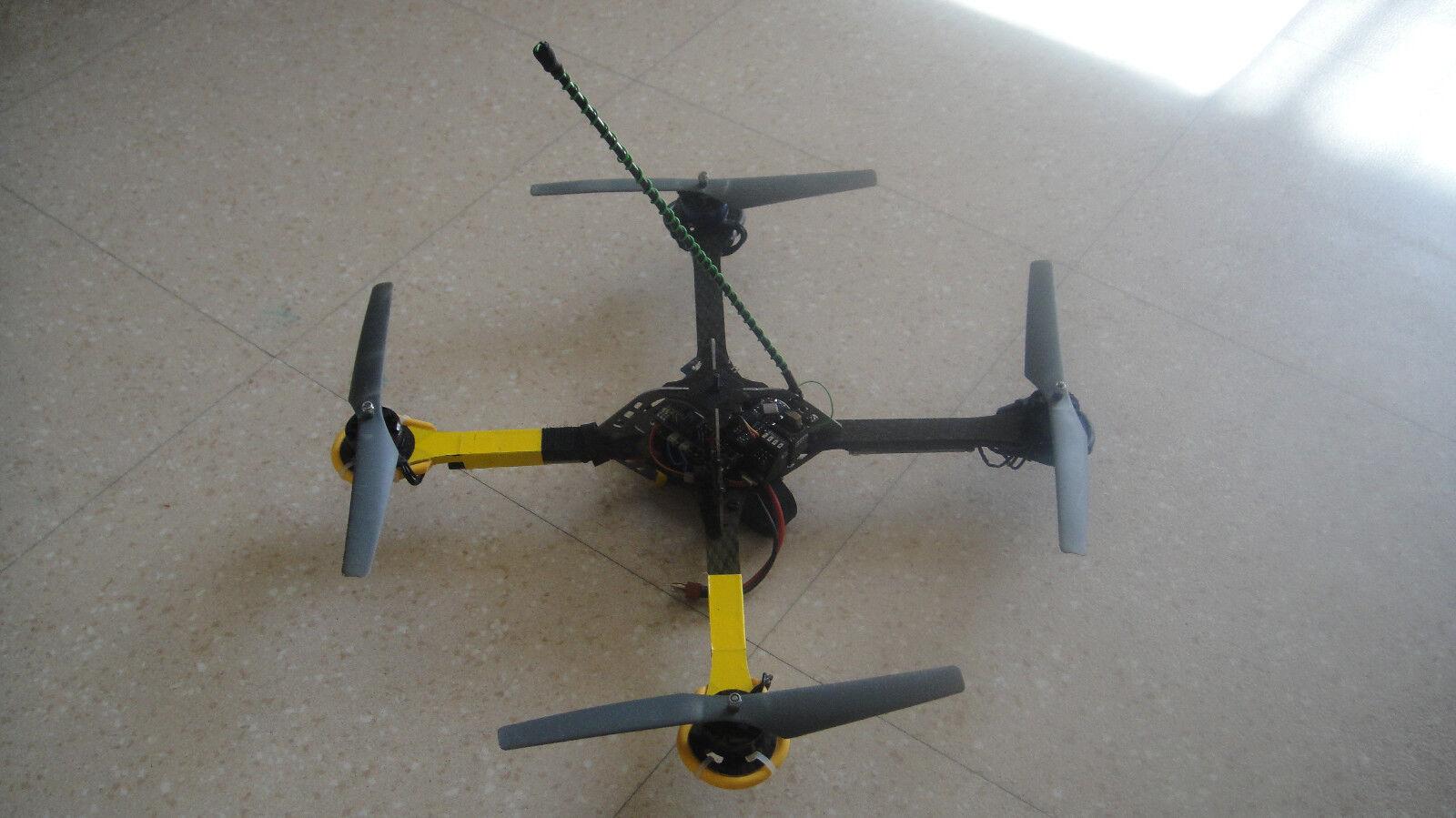 Drone - X3D-BL UFO Kit Complet ARF + télécommande et matériels complets