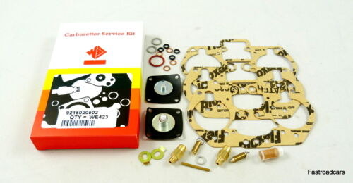 WEBER 48 IDF CARB// CARBURETTOR SERVICE KIT ORIGINAL