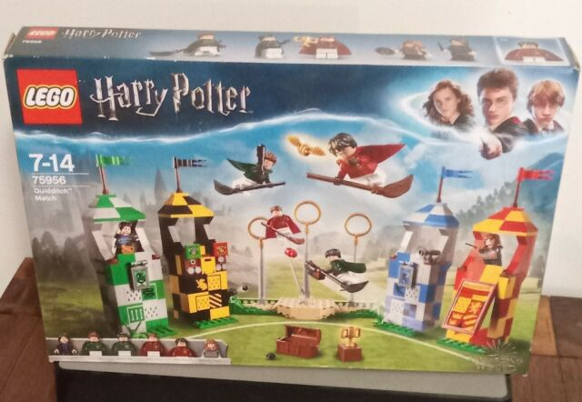 LEGO Harry Potter 75956 Quidditch Match - BRAND NEW