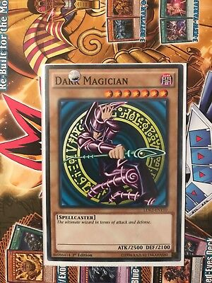 Yugioh Blast Magician LDK2-ENY18 1st Edition Common