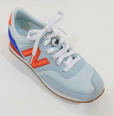 ... New Balance 620 for J Crew Sneakers Women s Light Blue Persimmon Size  5.5 NEW ... ca9b518a2