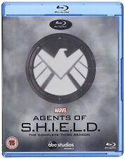 Marvel's Agents of S.H.I.E.L.D. - Season 3 Three [Blu-ray Set SHIELD Agent] NEW