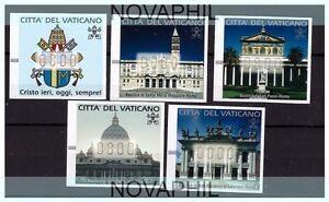 VATICANO-2000-automatici-Vedute-Basiliche-serie-nuova