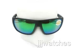 720c4af52c0 Costa Del Mar Hamlin Blackout Green Mirror Polarized Sunglasses HL ...