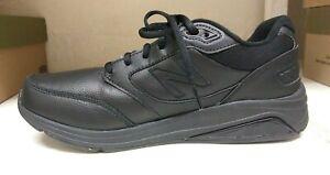 New Balance MW928BK Black Walking Shoes