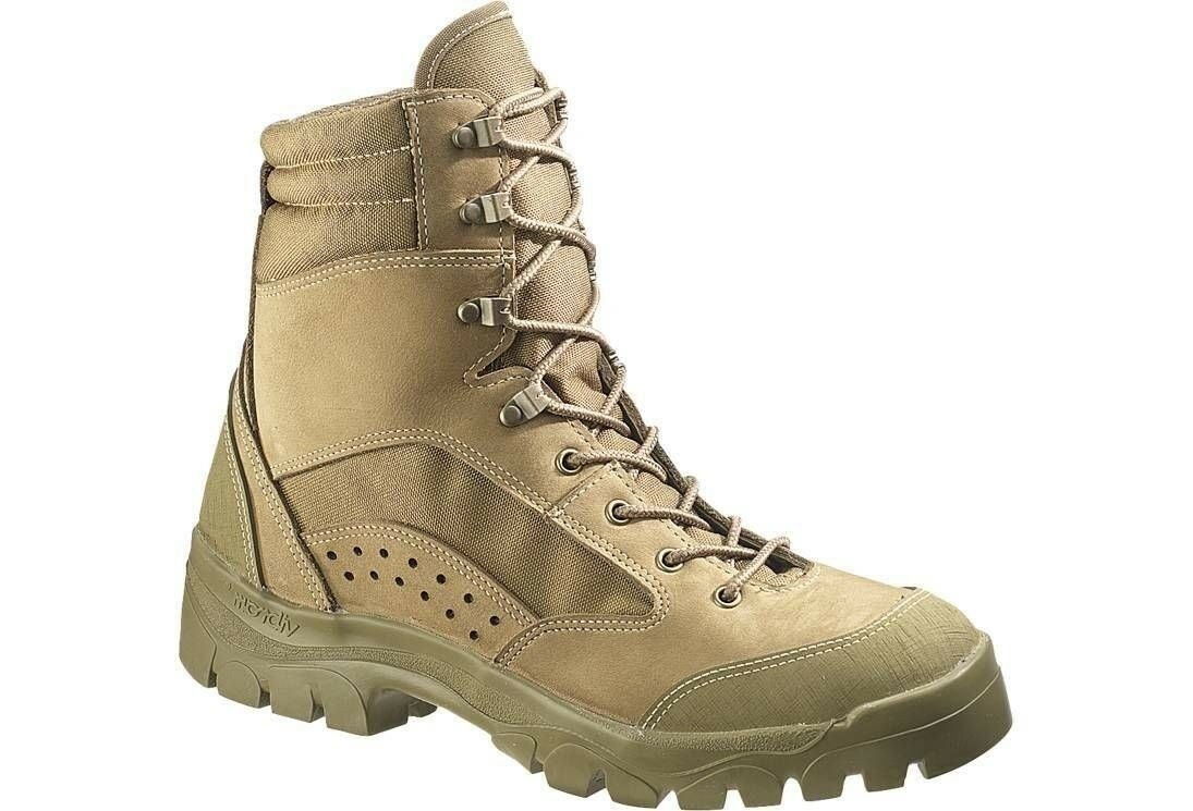 Bates Combat Hiker US Army Special Forces Mountain stivali Outdoor Stivali us6.5xw