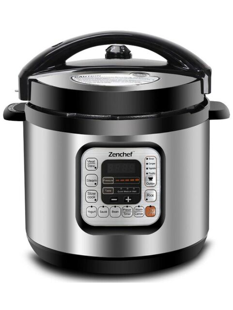 Pressure Cooker 6qt Ss Cookware Surclima Pressure Cookers