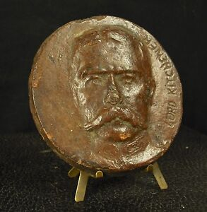 Medal-Lord-Horatio-Herbert-Kitchener-Ballylongford-British-Politician-Medal